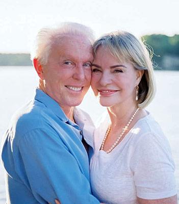 Jim and Susan Birmingham