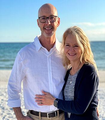 Paul and Angela Kern